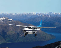 Flight to Milford Sound