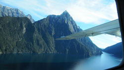 Milford Sound Fly Back