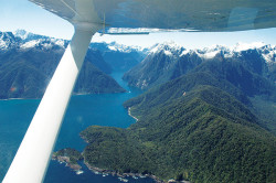 Milford Sound Fly Back with Air Milford