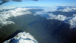 Views of the Southern Alps