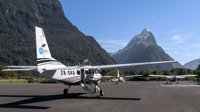 Milford Sound Flight